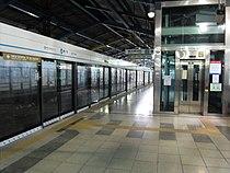 Dongjak station seoul subway line4 20090830.jpg
