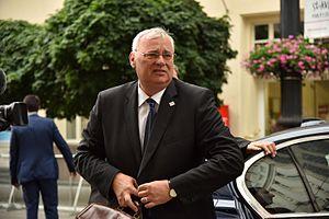 András Aradszki - Image: Doorstep 2016 07 13 Informal Meeting of Energy Ministers (27998022060)