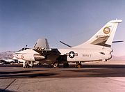 Douglas VA-3B at Nellis AFB