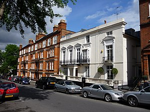 Hampstead - Image: Downshire Hill, Hampstead, London NW3 geograph.org.uk 1669736