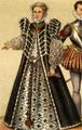 Dräkt, Katarina af Medici, Nordisk familjebok.png