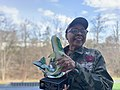 Dr. Mamie Parker was awarded The 2020 John L. Morris Award by the Association of Fish and Wildlife Agencies.jpg