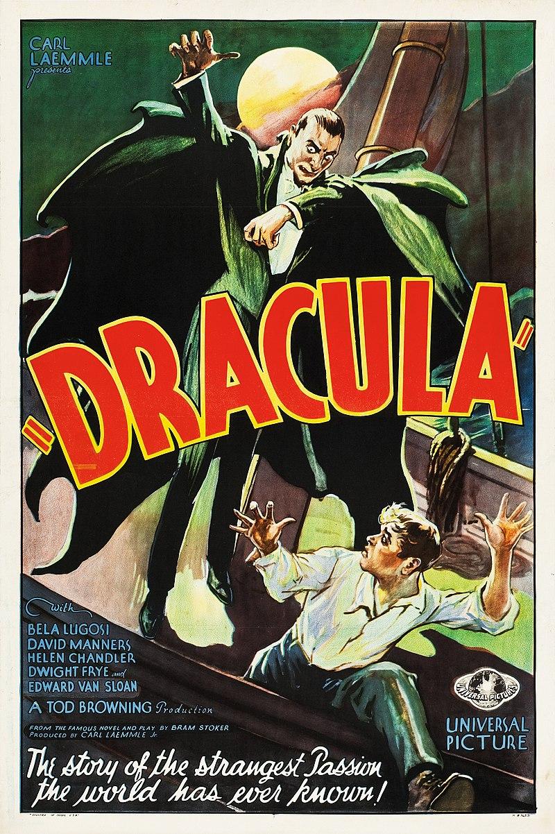 Dracula (1931 film poster - Style F).jpg