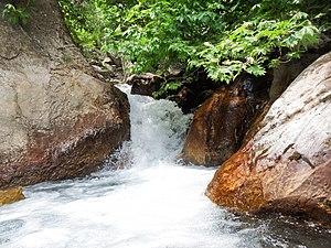 Dragon Creek (Turkey) - Upper reaches near Sugözü