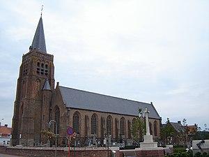Dranouter - Sint-Jan-Baptistkerk (Saint John the Baptist)