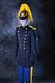 Dress Uniform Helmet, Trousers and Coat of Lt. William Harvey Smith, Tenth U.S. Cavalry.jpg