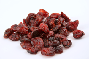 Dried cranberry - Dried cranberries