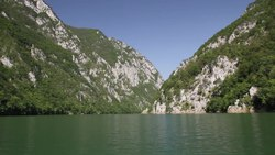 Датотека:Drina canyon.webm
