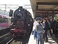 Drukte in het station bij Dordt in Stoom.jpg