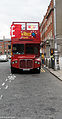 Dualway Coaches Routemaster coach RMA25 (67-D-813), Dublin, 2 July 2011.jpg