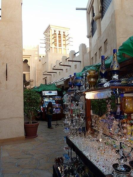 File:Dubai - Souk Madinat Jumeirah - panoramio.jpg