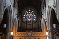 Dublin Saint Saviour's Dominican Priory Church Nave Organ 2012 09 26.jpg