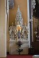 Dublin St. Mary of the Angels Church Side Altar Mary Immaculate 2012 09 28.jpg