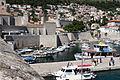 Dubrovnik, porto antico e forte di san giovanni 05.JPG