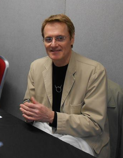 Duncan Regehr Canadian writer, artist and actor