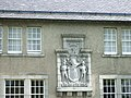 Dunecht Estate Office armorial plaque - geograph.org.uk - 514290.jpg