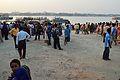 Durga Idol Immersion Gathering - Baja Kadamtala Ghat - Kolkata 2012-10-24 1773.JPG