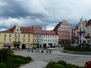 Duszniki-Zdrój - Market Square