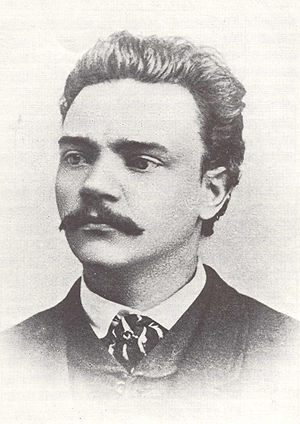 Antonín Dvořák - Antonín Dvořák in 1868.