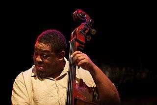 Dwayne Burno American jazz bassist