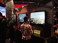 E3 2011 - demoing Steel Carnage (Namco Bandai) (5831892170).jpg