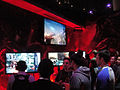E3 Expo 2012 - Activision booth Transformers (7640582282).jpg