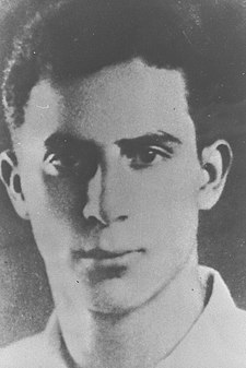 "ELIAHU HAKIM, ""LEHI"" UNDERGROUND FIGHTER EXECUTED BY THE EGYPTIANS IN CAIRO.D193-070.jpg"