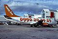 EasyJet Boeing 737-3M8; G-EZYD, January 1998 BKU (5061714773).jpg