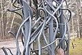 Ebreju masu kapa vieta Rumbulas mežā (vairāk kā 26000 cilvēku) WW2, Rumbula, Rīga, Latvia - panoramio (1).jpg