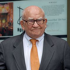 Ed Asner Asner in May