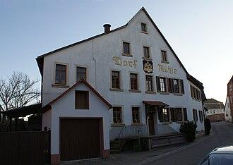 Edesheim - Image: Edesheim dorfmühle