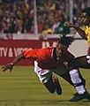 Edgar Davids and Emerson during WC 1998 semifinal Netherlands vs Brazil.jpg