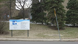 Edgecliff College - Site of the district