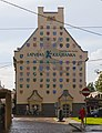 Edificios en Torna iela, Riga, Letonia, 2012-08-07, DD 04.JPG