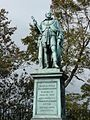 Edinburgh - Old City - Statue Field Marshal Frederick (2962379230).jpg