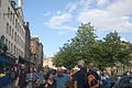 Edinburgh Grassmarket, Fringe 2014 crowd 003.jpg