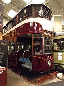 Edinburgh Corporation Tramways - Wikipedia