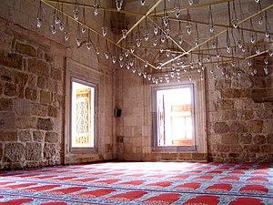 Üç Şerefeli Mosque - Image: Edirne 5228