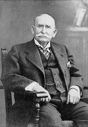 Edward Tuck - Edward Tuck, around 1910