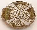 Egitto fatimida, frammento di ciotola, 1050-1100 ca. da mus. int.le ceramiche di faenza.JPG