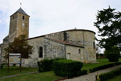 Eglise Saint Gemme Brizambourg 1.JPG