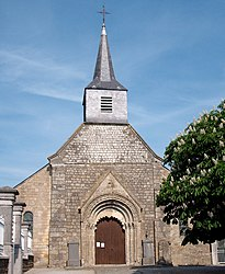 The church of Le Wast