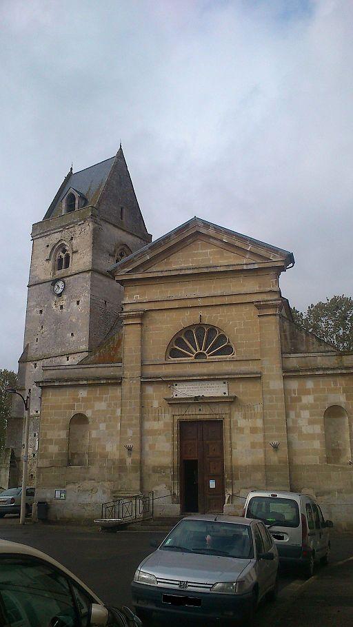 Eglise de Trun