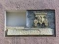 Ehemaliger Türsturz und Ofentragstein, Paracelsusstraße 2, Stuttgart.jpg