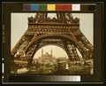 Eiffel Tower and the Trocadero, Exposition Universal, 1900, Paris, France-LCCN2001698579.tif