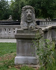 Eight Stone Lions