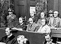 Einsatzgruppen-Prozess (1947-1948) Ohlendorf-Jost-Naumann-Biberstein-Braune-Haensch.jpg