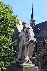 Standbeeld leopold II