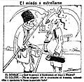 El miedo a estrellarse, de Tovar, La Voz, 19 de julio de 1921.jpg