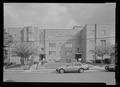 Elevation view - Calvert Manor, 1925-27 N. Calvert Street, Arlington, Arlington County, VA HABS VA-1424-2.tif